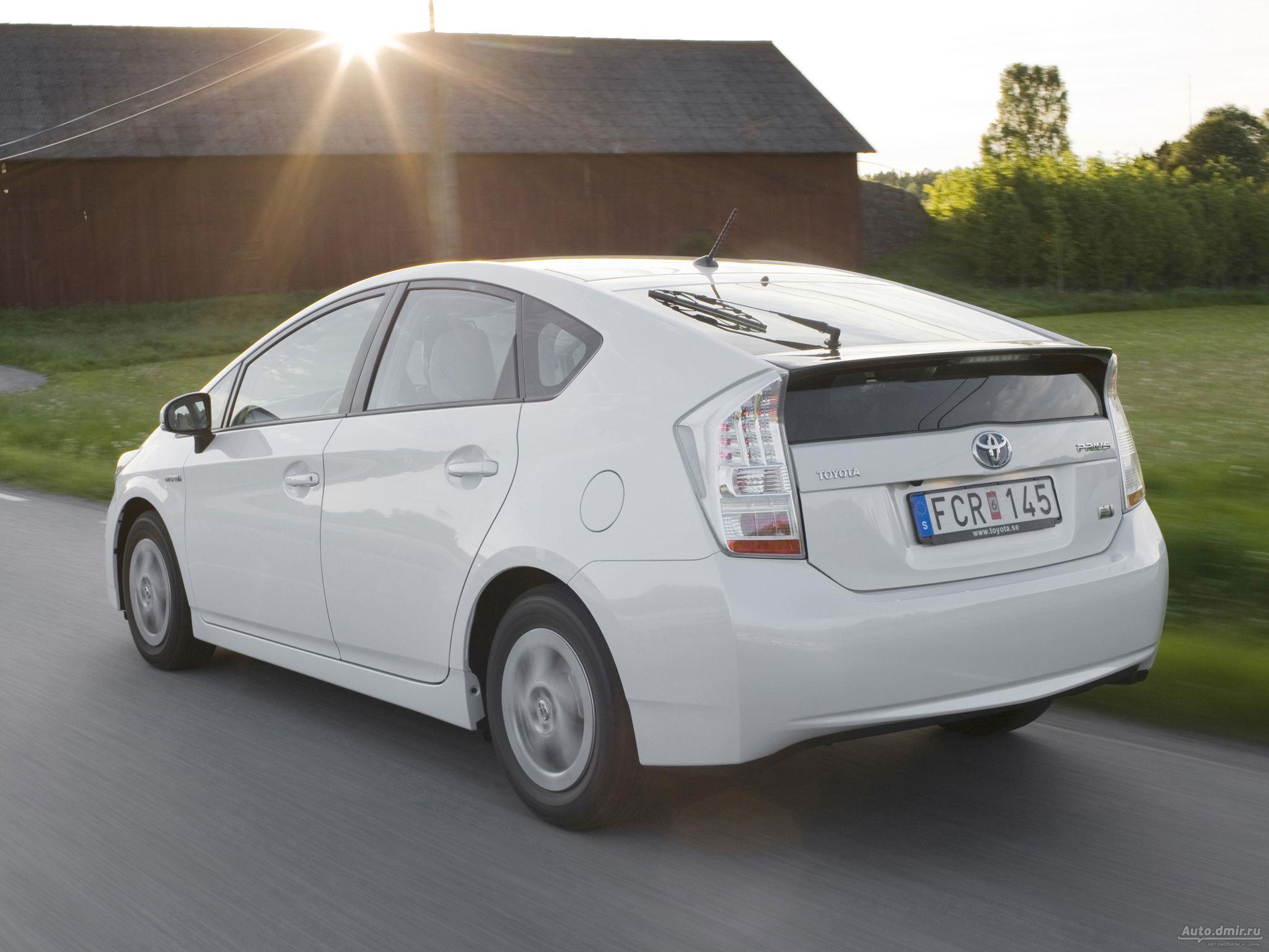 Toyota Prius Gebrauchtwagen – mobile.de